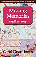 Missing Memories by Carol Dean Jones