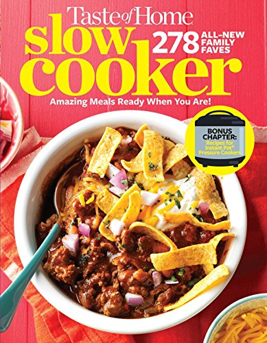 Taste of Home slow cooker : 278 all-new family faves/ / chief content officer Beth Tomkiw.