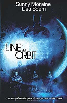 GIVEAWAY (U.S. and Canada): Win a Copy of LINE AND ORBIT by Sunny Moraine and Lisa Soem