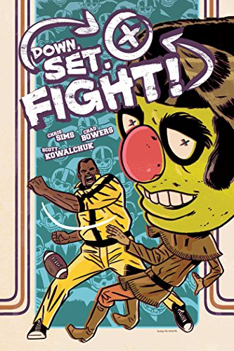 Down Set Fightcover