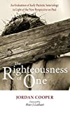 The Righteousness of One: An Evaluation of Early Patristic Soteriology in Light of the New Perspective on Paul book cover