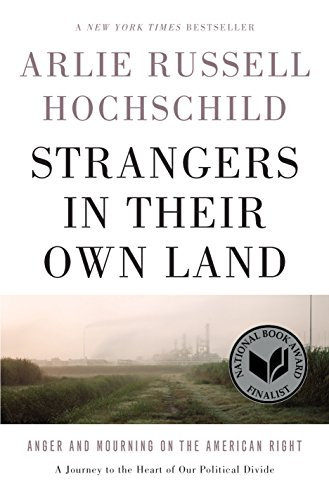 Strangers in Their Own Land Book Cover Picture