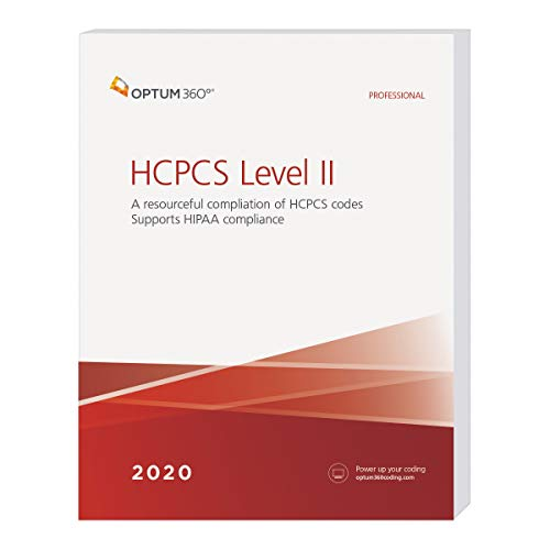 HCPCS Level II Professional 2020