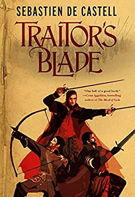BOOK REVIEW: Traitor