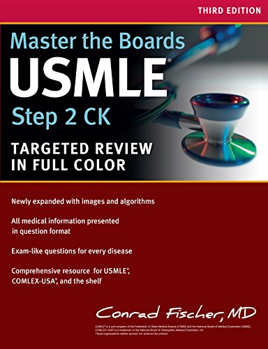 MASTER THE BOARDS USMLE STEP 2 CK, 3ED