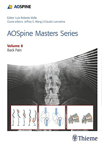AOSPINE MASTERS SERIES, VOLUME 8: BACK PAIN - 1E
