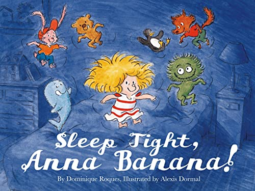Sleep Tight, Anna Banana! cover