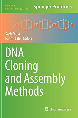 PDF DNA Cloning and Assembly Methods Methods in Molecular Biology