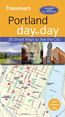 Frommer's Portland day by day - Donald Olson