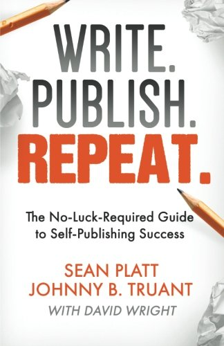 Write. Publish. Repeat. Book Cover Picture