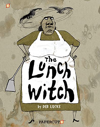 The Lunch Witch cover
