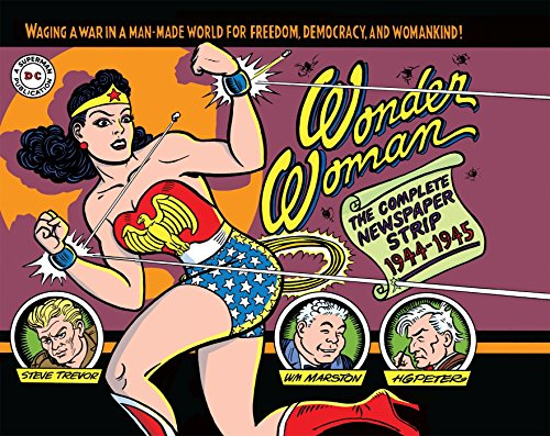Wonder Woman: The Complete Newspaper Comics cover