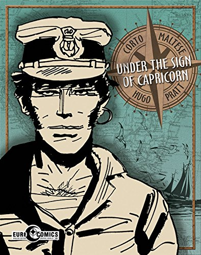 Corto Maltese: Under the Sign of Capricorn cover