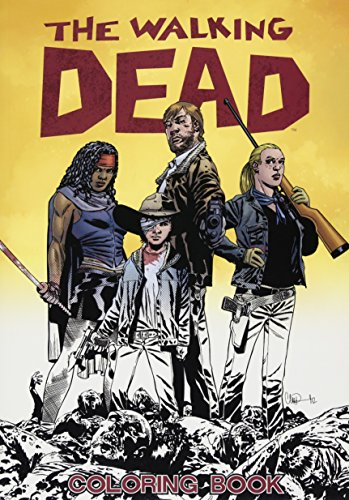 The Walking Dead Coloring Book - Robert Kirkman
