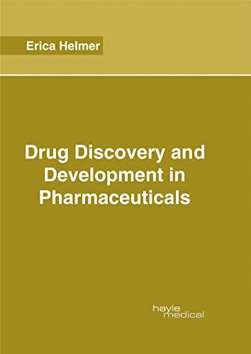 DRUG DISCOVERY AND DEVELOPMENT IN PHARMACEUTICALS,1ST