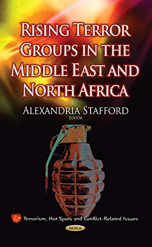 PDF Rising Terror Groups in the Middle East and North Africa Terrorism Hot Spots and Conflict Related Issues