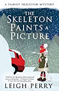 The Skeleton Paints a Picture by Leigh Perry