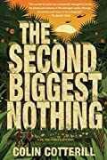 The Second Biggest Nothing by Colin Cotterill