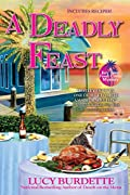 A Deadly Feast by Lucy Burdette