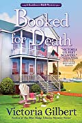Booked for Death by Victoria Gilbert
