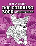 Stress Relief Dog Coloring Book