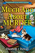 Much Ado About Murder by Elizabeth J. Duncan