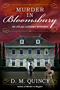 Murder in Bloomsbury by D. M. Quincy