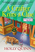 A Crafter Knits a Clue by Holly Quinn