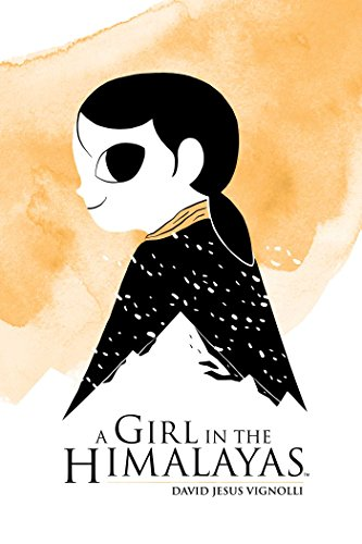 A Girl in the Himalayas [Paperback]