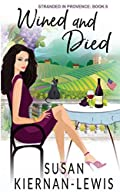 Wined and Died by Susan Kiernan-Lewis