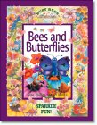 Bees and Butterflies (Busy Bugs Giant Sparkle Books)