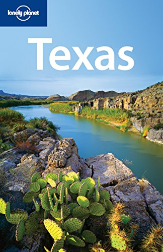 Lonely Planet Texas (Regional Travel Guide)