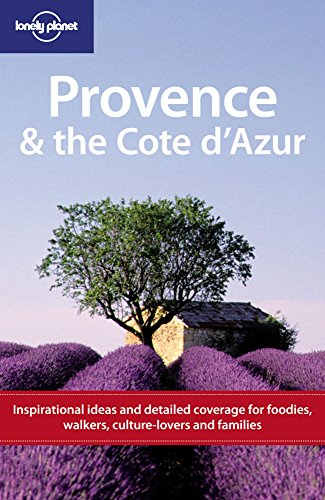 Lonely Planet Provence & the Cote d'Azur (Regional Travel Guide)