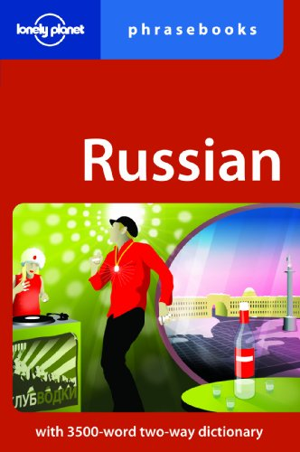Lonely Planet Russian Phrasebook, Chris Dite