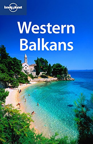 Lonely Planet Western Balkans (Multi Country Travel Guide)
