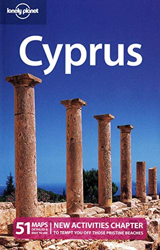 Lonely Planet Cyprus (Country Travel Guide)