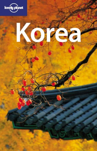 Lonely Planet Korea (Country Travel Guide)