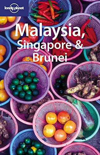 Lonely Planet Malaysia Singapore and Brunei (Country Travel Guide)