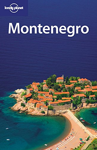 Lonely Planet Montenegro (Country Travel Guide)