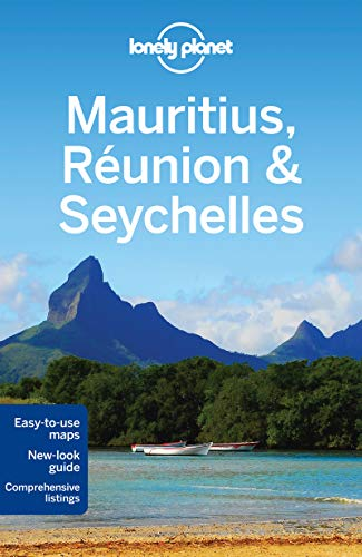Lonely Planet Mauritius, Reunion & Seychelles (Travel Guide) - Lonely Planet, Jean-Bernard Carillet, Anthony Ham