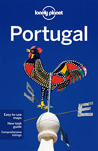 Lonely Planet Portugal (Travel Guide) - Lonely Planet, Regis St Louis, Kate Armstrong, Anja Mutic, Andy Symington