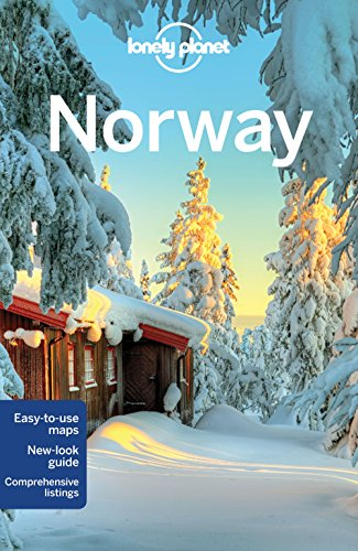 Lonely Planet Norway (Travel Guide) - Lonely Planet, Anthony Ham, Stuart Butler, Donna Wheeler