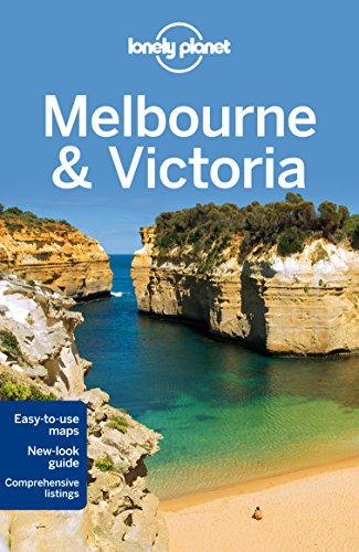 Lonely Planet Melbourne & Victoria (Travel Guide) - Lonely Planet, Anthony Ham, Trent Holden, Kate Morgan