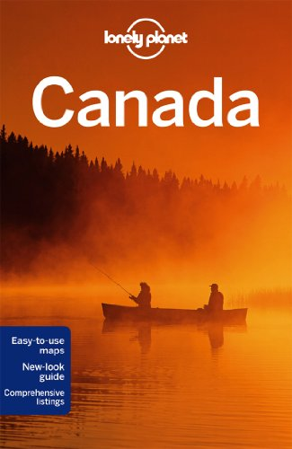 Lonely Planet Canada (Travel Guide) - Lonely Planet, Karla Zimmerman, Celeste Brash, John Lee, Sarah Richards, Brendan Sainsbury, Caroline Sieg, Andy Symington, Ryan Ver Berkmoes, Benedict Walker