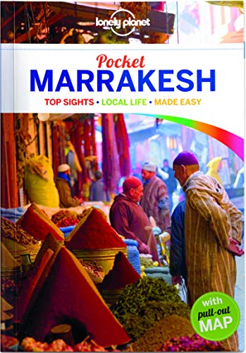 Lonely Planet Pocket Marrakesh (Travel Guide) - Lonely Planet, Jessica Lee