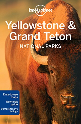 Lonely Planet Yellowstone & Grand Teton National Parks (Travel Guide) - Lonely Planet, Bradley Mayhew, Carolyn McCarthy