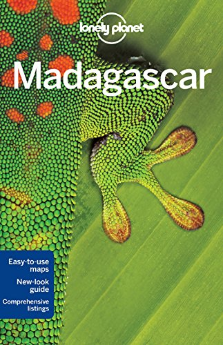 Lonely Planet Madagascar (Travel Guide) - Lonely Planet, Emilie Filou, Anthony Ham, Helen Ranger