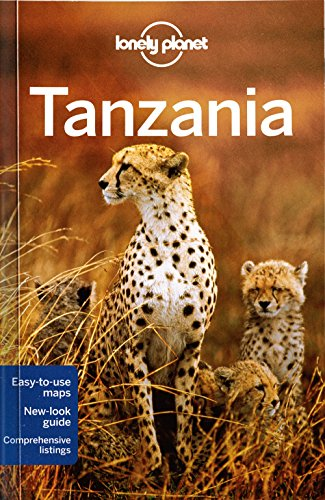 Lonely Planet Tanzania (Travel Guide) - Lonely Planet, Mary Fitzpatrick, Stuart Butler, Anthony Ham, Paula Hardy