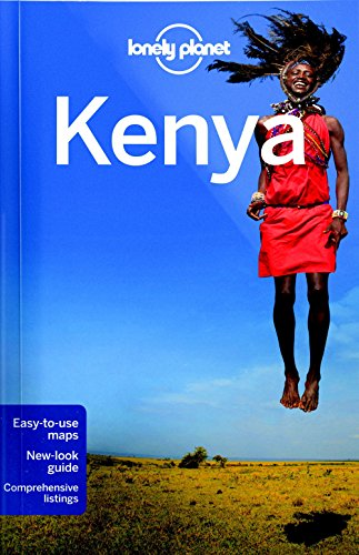 Lonely Planet Kenya (Travel Guide) - Lonely Planet, Anthony Ham, Stuart Butler, Kate Thomas