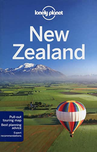 Lonely Planet New Zealand (Travel Guide) - Lonely Planet, Charles Rawlings-Way, Brett Atkinson, Sarah Bennett, Peter Dragicevich, Lee Slater
